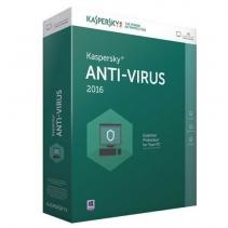 Kaspersky Anti-Virus 2-letna obnova za 3PC